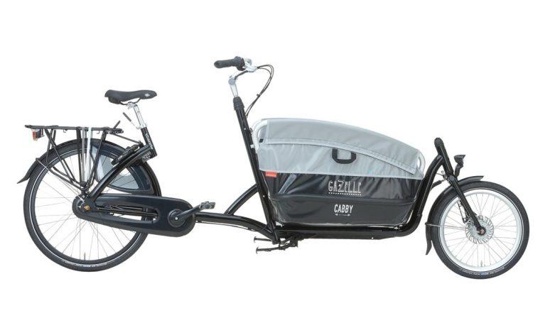 Gazelle Cabby C7 Cargobike