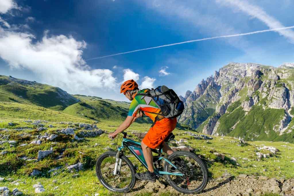 E-Bikes gut zum Sport