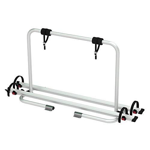 Fi wamovo® Deichsel Fahrradträger Caravan ECO   2 Fahrräder   50 Kg belastbar  