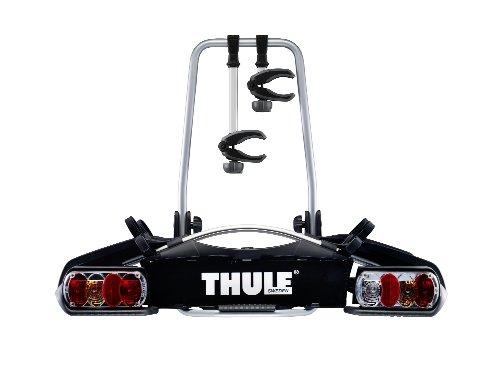 Thule 920020 EuroWay G2 920 (Version 2014) Anhängerkupplungs-Fahrradträger