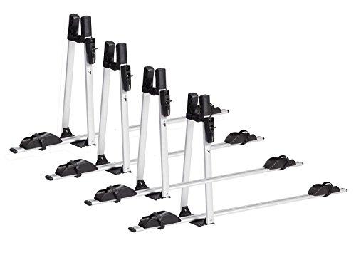 VDP Fahrradträger ALU Premium Dach Fahrradhalter Fahrrad Dachfahrradträger abschließbar