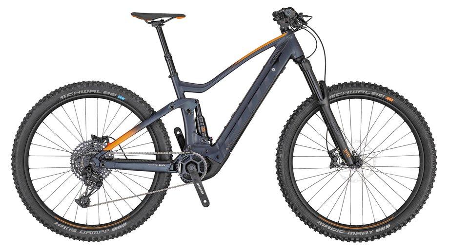 E Bike Mountainbike Test 2020
