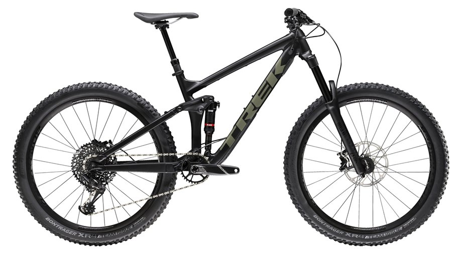 Trek Remedy 8 Schwarz Modell 2020