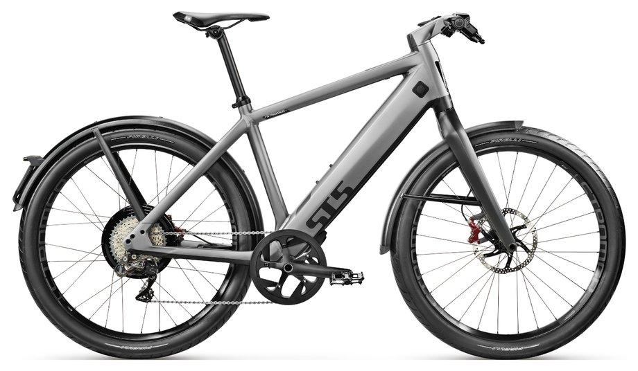 Stromer ST5 Sport Grau Modell 2019