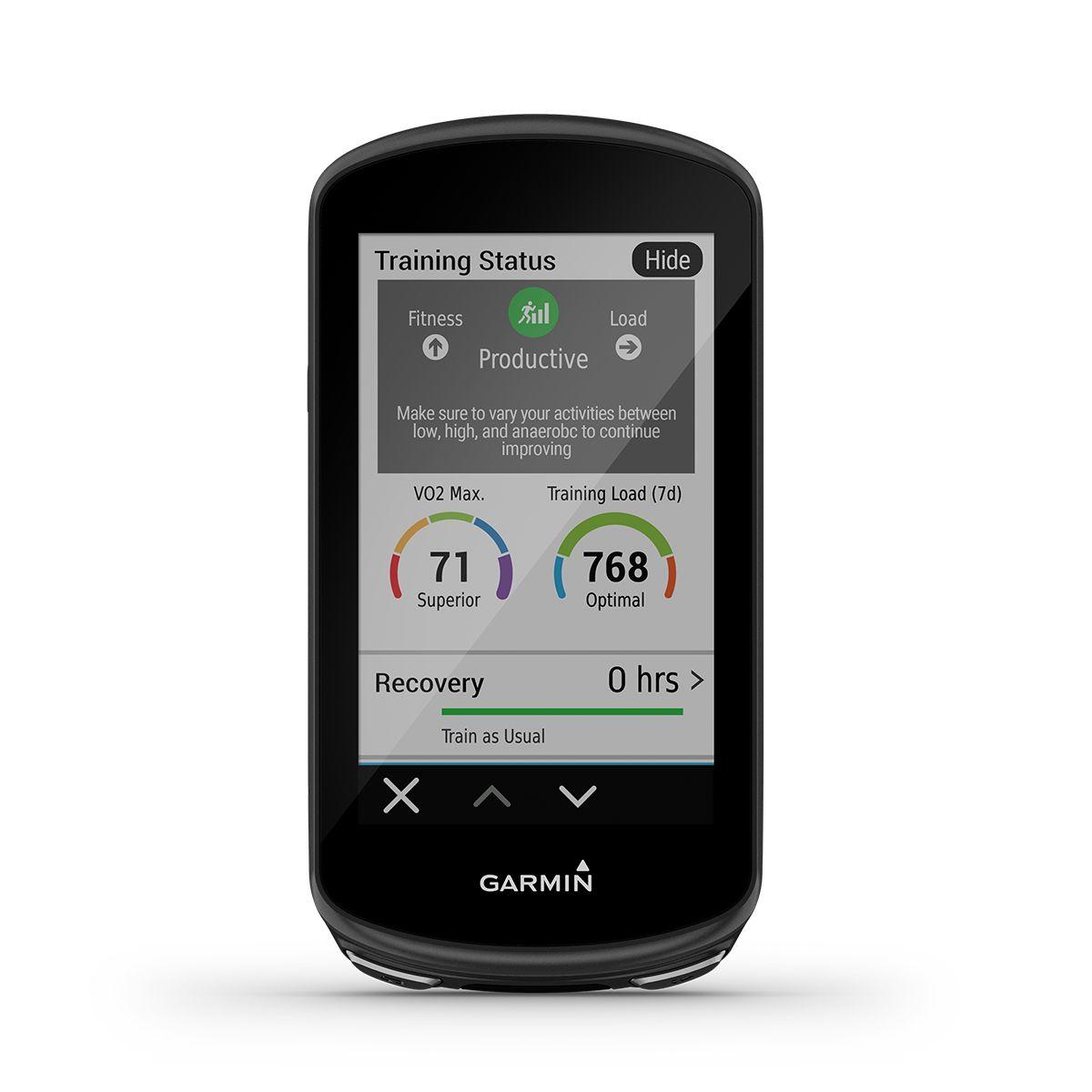 Test Garmin Edge 1030 Plus