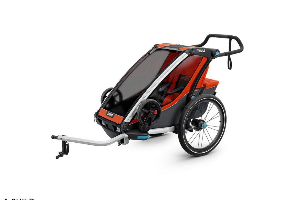 Thule Chariot Cross Multisport-Kinderanhänger