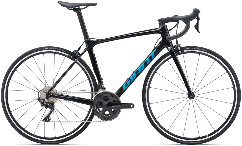 Giant TCR Advanced 2 Schwarz Modell 2021