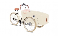 Johnny Loco E-Cargo Cruiser Transportfahrrad